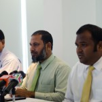 Opposition parties deny signing agreement to topple government