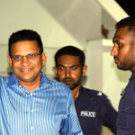 Jailed ex-minister Nazim to travel abroad for treatment