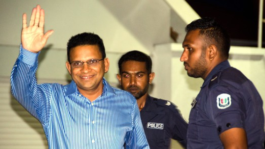 Ex-Defence Minister Nazim found guilty of smuggling weapons, sentenced to 11 years in jail