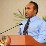 PPM MP threatens to impeach vice-president Jameel
