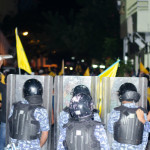 26 arrested in MDP's all day protests