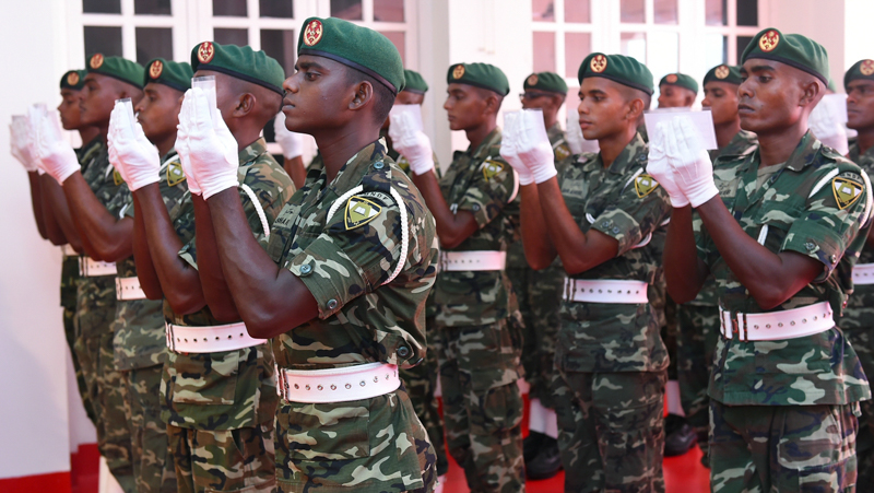 Defence ministry sacks eight officers