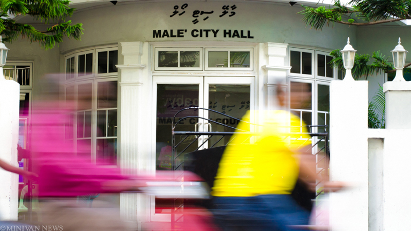 Malé City council thrown out of city hall