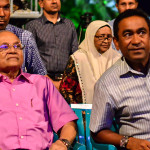 Gayoom 'unhappy' with age limits for presidency
