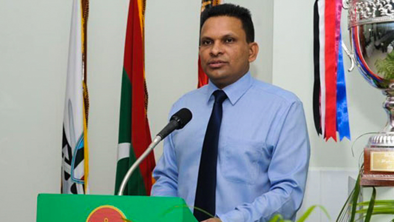 Minister of Defence; Mohamed Nazim; Local Government Association; Department of Immigration