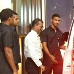 Ex-president transferred to jail