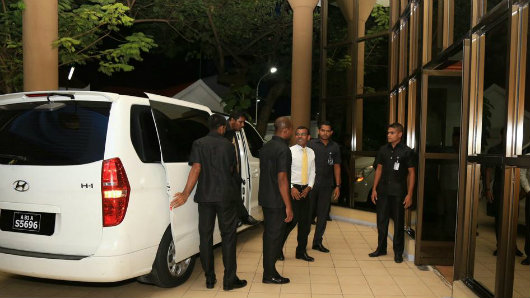Government dismisses 'slanderous' allegation of plot to assassinate Nasheed