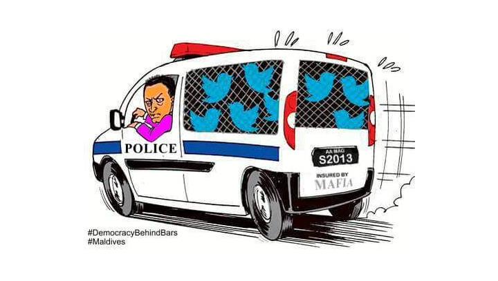 #NameThatPolice: Police photo warning sparks social media outcry
