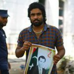 Artists protest exclusion of Nasheed paintings from Minivan50 exhibition