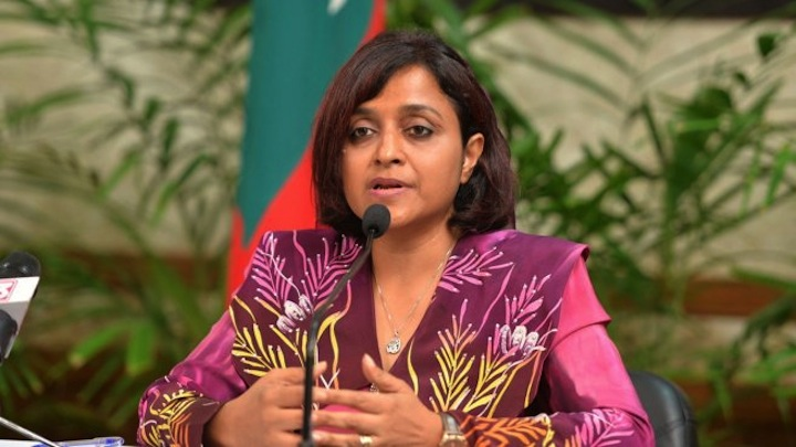 Maldives and Canada in diplomatic spat