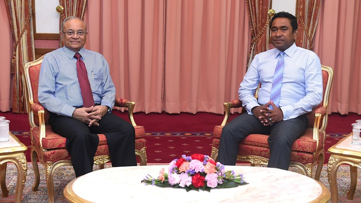 Opposition's claim of leadership rift angers Gayoom