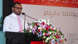NPSA CEO Mujthaba Jaleel