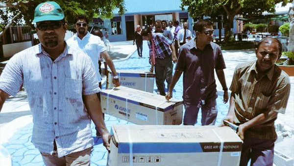Ruling party wins Alifushi by-election amid bribery claims