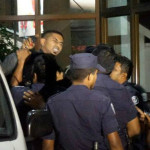 MP Mahloof released after winning protest ban appeal