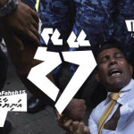 Thousands arrive in Malé for May Day protest, police threaten crackdown