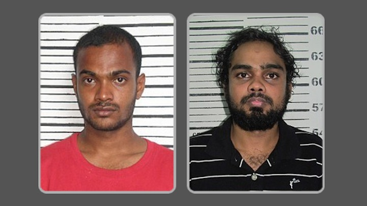 Two men sentenced to life imprisonment for murder