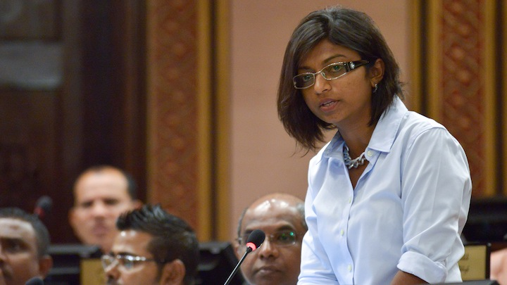 MDP MP appeals for Indian pressure to release Nasheed