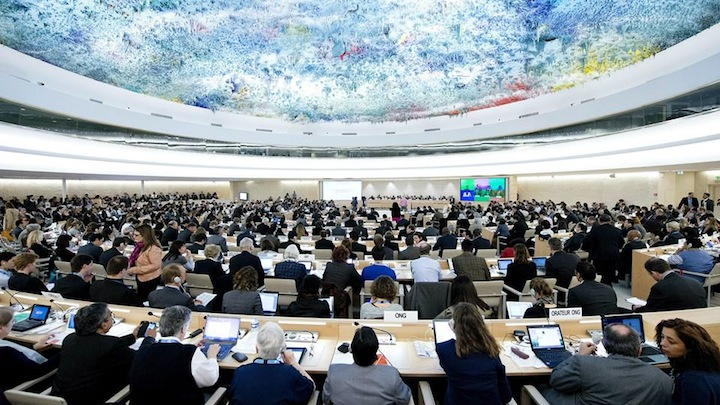 UN Human Rights Council mulls action against Maldives
