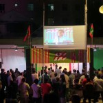 Opposition alliance opens meeting hall in Malé
