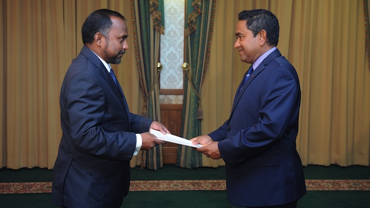 President appoints Dr Ahmed Ziyad as Islamic minister