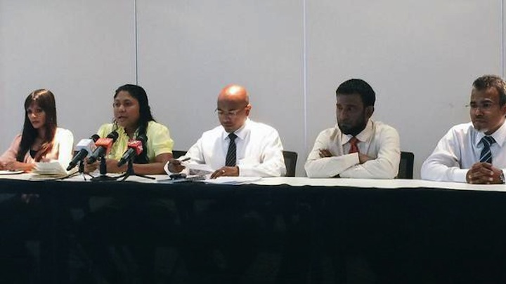 Foreign minister 'misled' UN on Nasheed trial