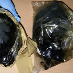 Two men arrested with 1kg of hash oil
