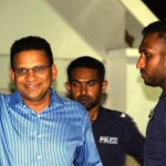 Jailed ex-defense minister brought to Malé for medical treatment