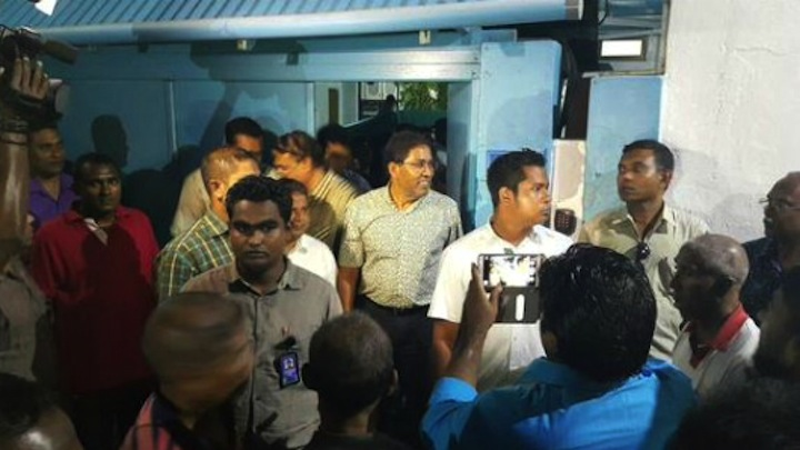 Court issues arrest warrant for Gasim