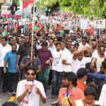 Opposition announces mass protest for June 12