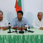 Jumhooree Party accepts president's invitation for talks