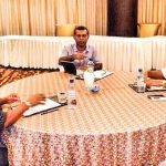 No obstacle for Nasheed's involvement in talks, says MDP