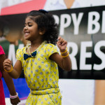 Ruling party marks president's birthday