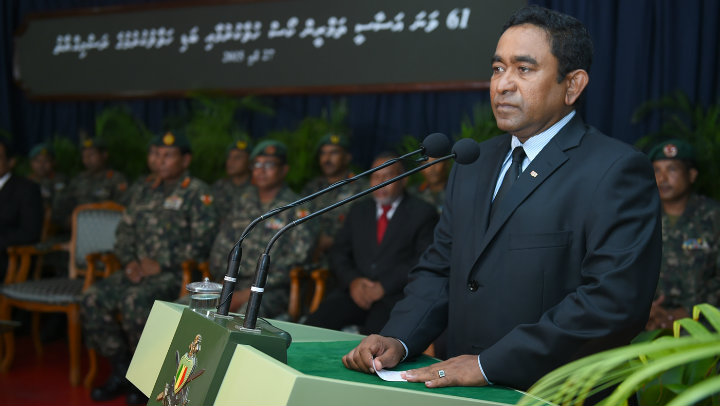 President vows to file criminal charges over Afrasheem murder allegations