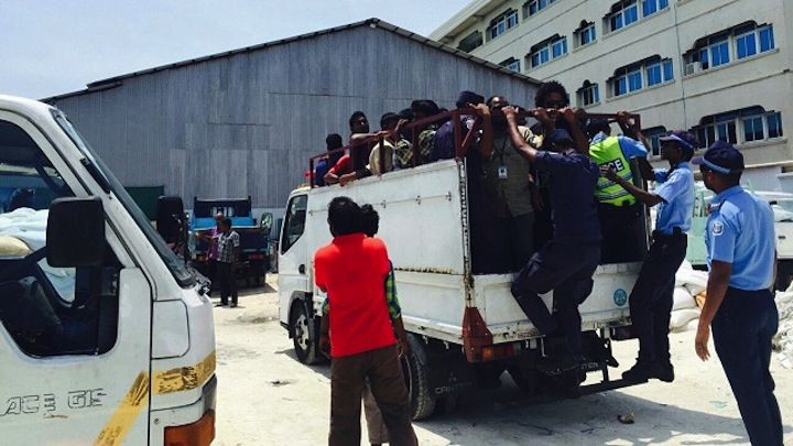 Maldives launches plan to combat human trafficking, content undisclosed