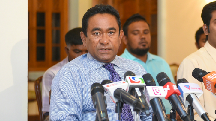 President asks UN for help to resolve political crisis