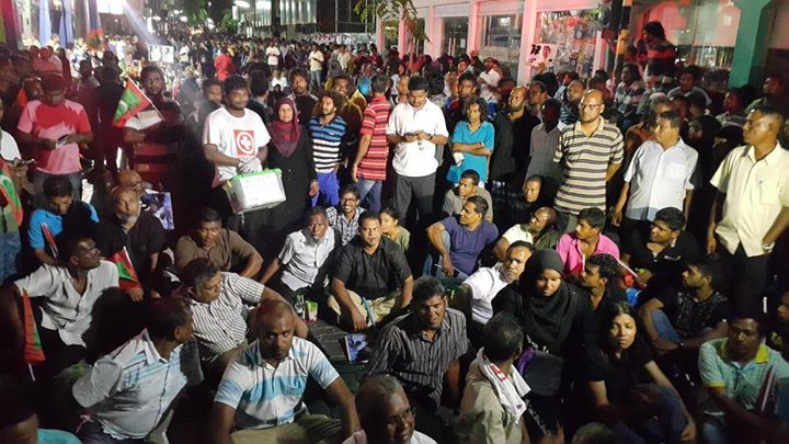 MDP vows to continue protests until demands are met