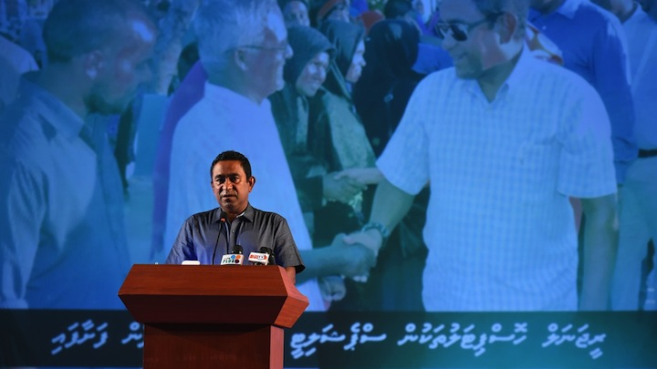 President Yameen vows to send 142 pilgrims to Hajj