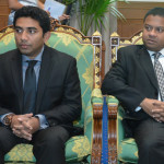 President's office minister Abdulla Ameen resigns