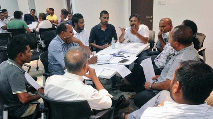MDP proposes radical roadmap for political reconciliation