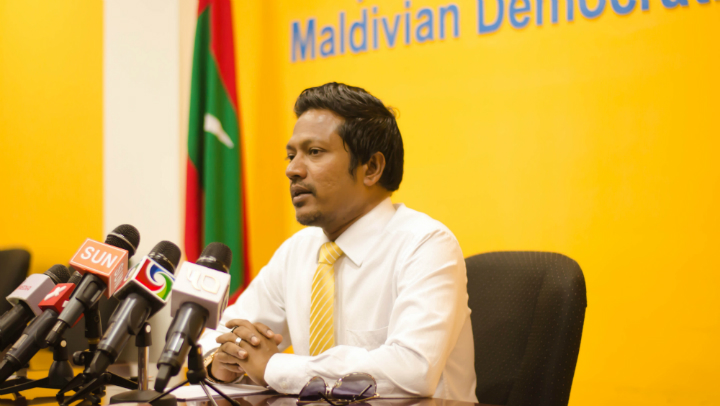 MDP proposes Indian mediator for all-party talks