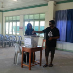 High turnout in Dhiggaru by-election