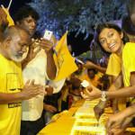 Joyous celebrations on MDP's tenth anniversary