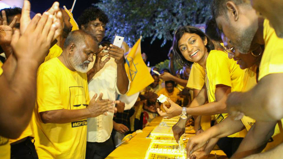 Joyous celebrations on MDP's tenth anniversary