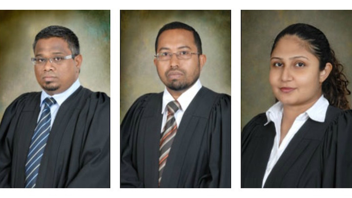 Three High Court judges transferred to southern branch