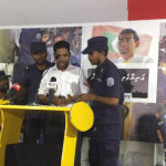 MDP vice-president, arrested in the middle of a speech, released