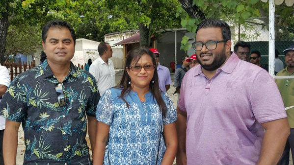 Maldivians will survive climate change, says tourism minister