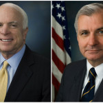 US Senators call for ex-president's release