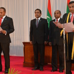 Parliament impeaches Vice President Dr Jameel in absentia