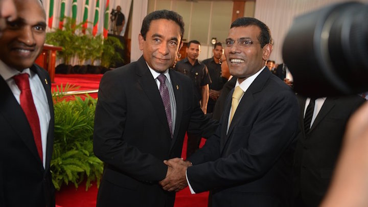 Yameen and Nasheed
