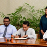 Foreign freeholds will not threaten Indian Ocean security, assures President Yameen